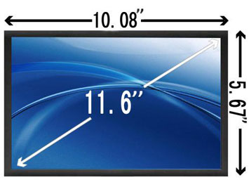 11.6 inch WXGA HD Laptop LCD Screen  SCNE32