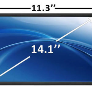 14.1 inch WXGA+ Laptop LCD Screen SCNH57