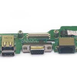 Dell Inspiron 1545 Power Jack Board AC141