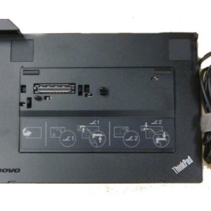 Lenovo ThinkPad Series 3 Docking Station with USB 3.0 170 W Refurbished 433835URFB