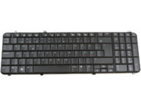 HP Compaq Keyboard 518966-031 Glossy Black