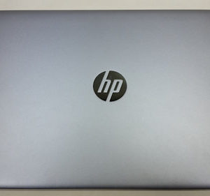 HP LCD Rear Cover 821161-001 Silver