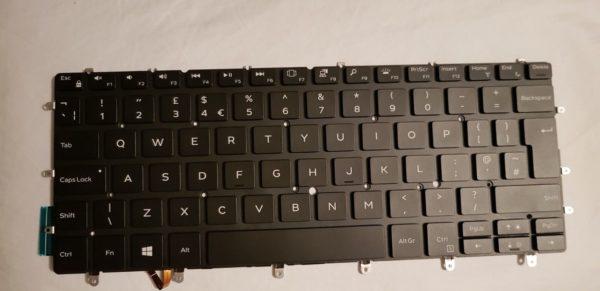 Dell Keyboard 82FHM UK Backlit Version