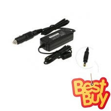 Best Buy Toshiba Car and Air Adapter  CAC0631A