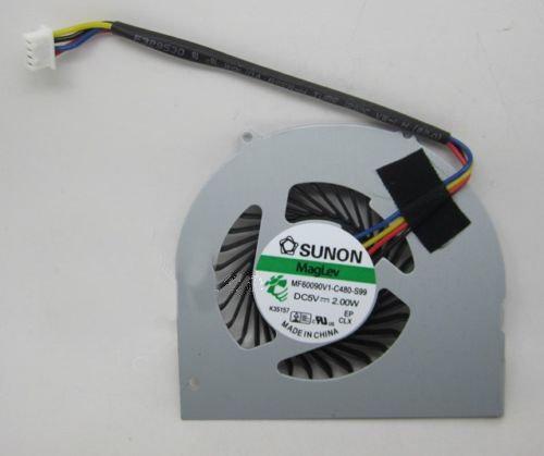 CPU Fan For Lenovo Ideacentre Q100 Q110 Q120 Q150 Laptop MF60090V1-C480-S99