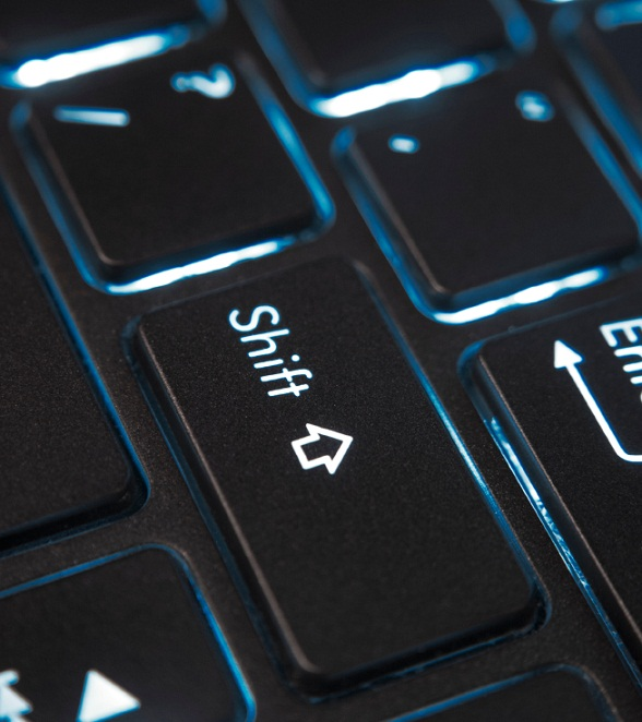 Dell Keyboard R9T05N UK Backlit Version R9T05