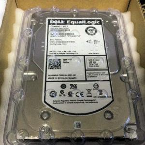 Dell EqualLogic RG5VK ST3450857SS 9FM066-057 450gb 15k 3.5 SAS Hard Drive XRH8